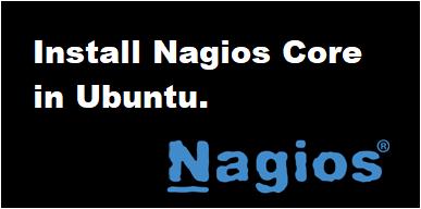 How to install Nagios Core in Ubuntu post thumbnail image